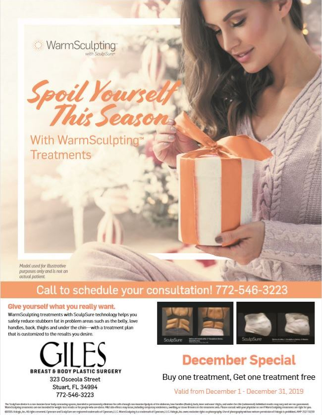 South Florida SculpSure Body Contouring Open House December 2019